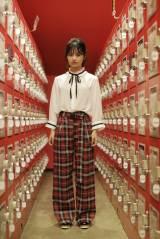 田村愛美鈴(キーボード)=ザ・コインロッカーズ1stシングル「憂鬱な空が好きなんだ」(6月19日発売)選抜メンバー