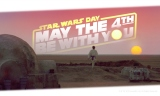 5月4日は「スター・ウォーズの日」