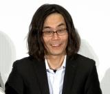 『映画 賭ケグルイ』初日舞台あいさつに登壇した英勉監督 (C)ORICON NewS inc.