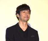 ハリウッド実写映画『名探偵ピカチュウ』の初日舞台あいさつに参加した西島秀俊 (C)ORICON NewS inc.