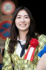 選挙公約だった「名古屋でパレード」を実現させた松井珠理奈