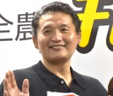 『JA全農 チビリンピック2019』に参加した貴乃花光司氏 (C)ORICON NewS inc.