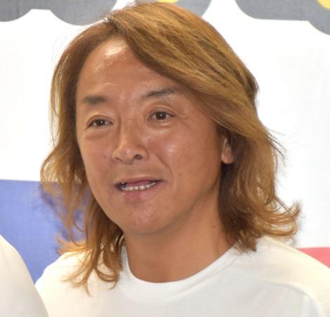 『JA全農 チビリンピック2019』に参加した北澤豪