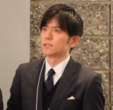 嵐の緊急会見で質問した青木源太アナウンサー (C)ORICON NewS inc.