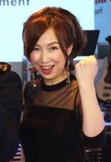 音楽番組『Anison Days』収録会に参加した森口博子 (C)ORICON NewS inc.