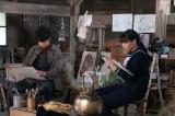 天陽(吉沢亮)、なつ(広瀬すず) =連続テレビ小説『なつぞら』第6週「なつよ、雪原に愛を叫べ」第32回より(C)NHK
