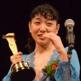 『2018年 第92回キネマ旬報ベスト・テン』表彰式に出席した安藤サクラ (C)ORICON NewS inc.