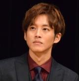 『2018年 第92回キネマ旬報ベスト・テン』表彰式に出席した松坂桃李 (C)ORICON NewS inc.