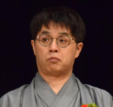 『2018年 第92回キネマ旬報ベスト・テン』表彰式に出席した立川志らく (C)ORICON NewS inc.