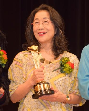 『2018年 第92回キネマ旬報ベスト・テン』表彰式に出席した木野花 (C)ORICON NewS inc.