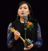 『2018年 第92回キネマ旬報ベスト・テン』表彰式に出席した木竜麻生 (C)ORICON NewS inc.