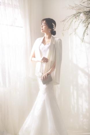 サムネイル 5月1日0時に結婚した葉加瀬マイ(写真は本人ツイッターより・所属事務所許諾済み)