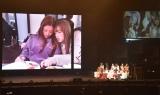ウォニョン&イェナが食事をしながら眠ってしまった写真には大歓声が上がった (C)ORICON NewS inc.