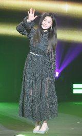 カン・ヘウォン=『IZ*ONE JAPAN 1st Fan Meeting』「プライベートファッションショー」 (C)ORICON NewS inc.