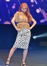 キム・チェウォン=『IZ*ONE JAPAN 1st Fan Meeting』「プライベートファッションショー」 (C)ORICON NewS inc.