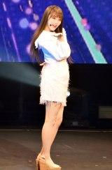 チェ・イェナ=『IZ*ONE JAPAN 1st Fan Meeting』「プライベートファッションショー」 (C)ORICON NewS inc.