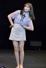 アン・ユジン=『IZ*ONE JAPAN 1st Fan Meeting』「プライベートファッションショー」 (C)ORICON NewS inc.