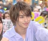 映画『チア男子!!』の公開直前イベントに参加した横浜流星 (C)ORICON NewS inc.