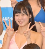 『ミスマガジン2019』のベスト16に選ばれたぴーぷる (C)ORICON NewS inc.