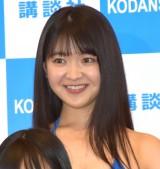 『ミスマガジン2019』のベスト16に選ばれた桜木美愛 (C)ORICON NewS inc.