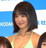 『ミスマガジン2019』のベスト16に選ばれた佐藤あかり (C)ORICON NewS inc.