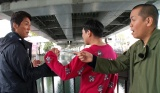 一茂の初デートコースをタカアンドトシと巡ってみた=長嶋一茂と石原良純の新番組『一茂&良純の自由すぎるTV』5月8日スタート(C)テレビ東京