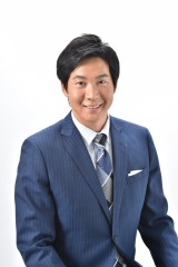 TBS系『NEWS23』でスポーツコーナーを担当する石井大裕(C)TBS