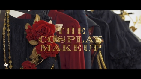 KATE「THE COSPLAY MAKEUP」プロジェクトムービー