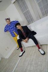 5月23日放送分より。BSプレミアム『渡辺直美のナオミーツ 』5月のスタジオゲストは竜星涼(C)NHK