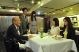 9月3日放送、『エイジハラスメント』第8話に第3の女登場。モデルの松井愛莉が武井咲の恋のライバルに! (C)テレビ朝日
