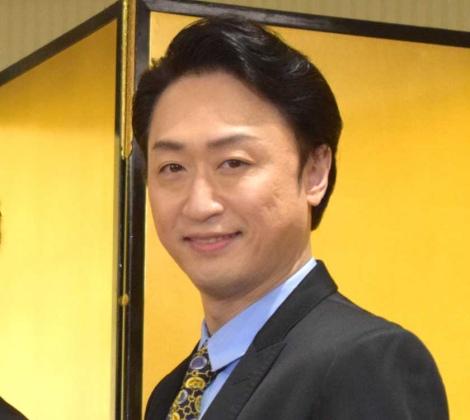 六月花形新派公演『夜の蝶』記者会見に出席した喜多村緑郎 (C)ORICON NewS inc.