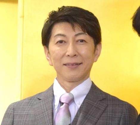 六月花形新派公演『夜の蝶』記者会見に出席した篠井英介 (C)ORICON NewS inc.