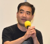映画『蜜蜂と遠雷』トークショーに出席した藤倉大氏