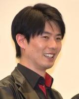 映画『蜜蜂と遠雷』トークショーに出席した福間洸太朗
