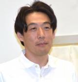映画『蜜蜂と遠雷』トークショーに出席した石川慶監督