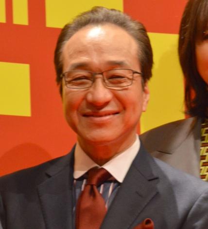 小日向文世=映画『コンフィデンスマンJP』ワールドプレミア (C)ORICON NewS inc.
