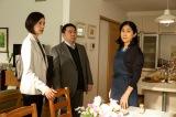 シリーズ史上初めて被疑者の自宅で取り調べを行うことに(C)テレビ朝日