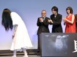 『貞子』完成披露イベントの模様 (C)ORICON NewS inc.