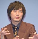 『貞子』完成披露イベントに出席した塚本高史 (C)ORICON NewS inc.