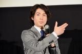 プロ引退後初イベントでなめらかなトークを披露した町田樹