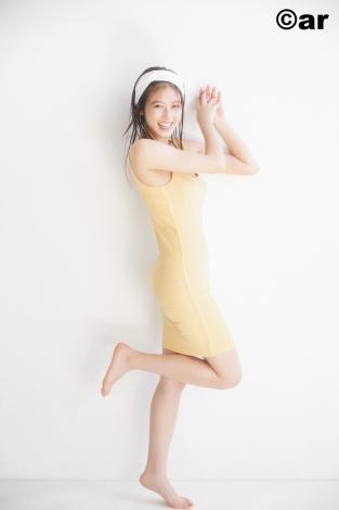 サムネイル 『ar』6月号に登場する今田美桜