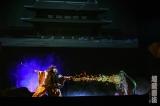 """『ニコニコ超会議2019』(4月27日、28日=千葉・幕張メッセ国際展示場)の目玉コンテンツとして上演された""""超歌舞伎""""「今昔饗宴千本桜」(C)超歌舞伎"""