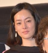 映画『初恋〜お父さん、チビがいなくなりました〜』の公開初日舞台あいさつに登壇した市川実日子 (C)ORICON NewS inc.