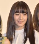 ホラー映画『としまえん』の公開初日舞台あいさつに参加した浅川梨奈 (C)ORICON NewS inc.