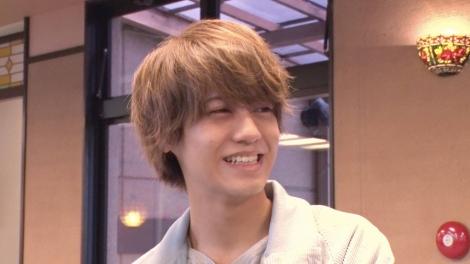 高橋 海 人 髪型