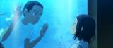 アニメ映画『海獣の子供』の予告編第2弾の場面カット(C)2019 五十嵐大介・小学館/「海獣の子供」製作委員会