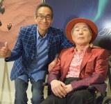 デビュー50周年記念コンサートを開催したビリー・バンバン(左から)菅原進、菅原孝 (C)ORICON NewS inc.