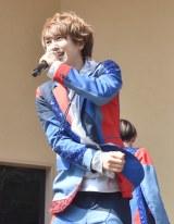 メジャーデビューシングル「メジャーボーイ」の発売記念イベントを行ったCUBERS・末吉9太郎 (C)ORICON NewS inc.