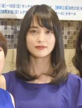 舞台『フローズン・ビーチ』の製作発表会見に出席した朝倉あき (C)ORICON NewS inc.