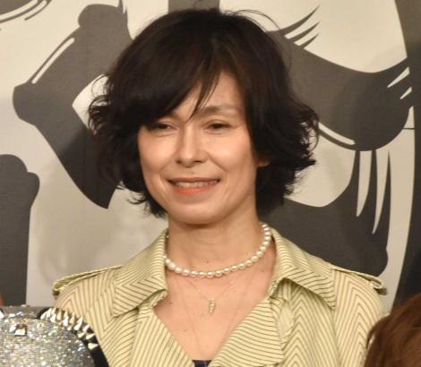 舞台『けむりの軍団』の製作発表記者会見に出席した高田聖子 (C)ORICON NewS inc.